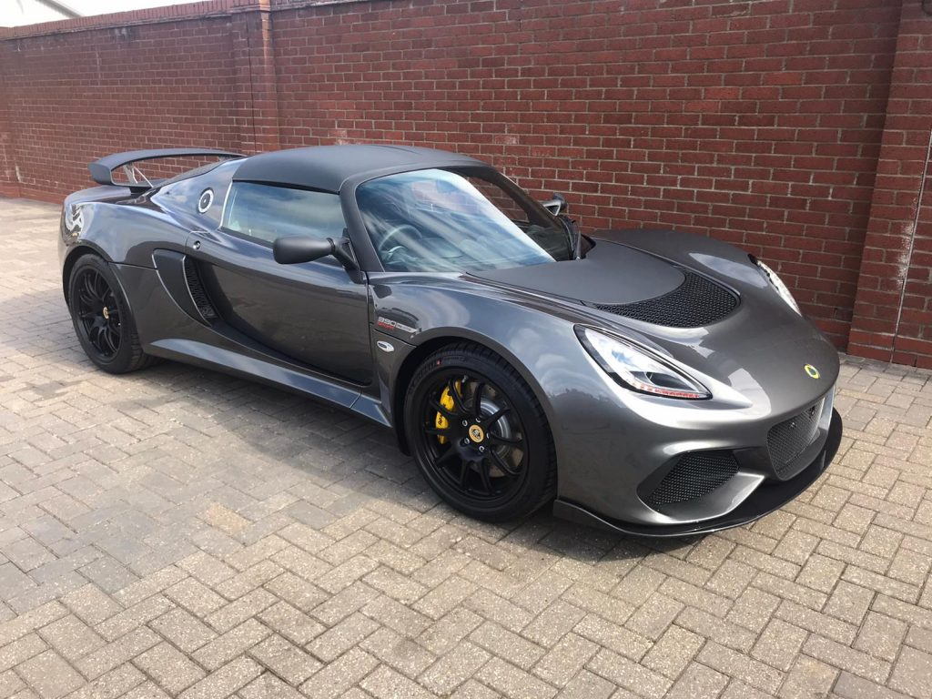 Exige Sport 390 Final Edition