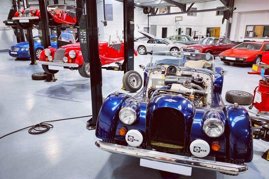 Morgan-Cars-classics-servicing