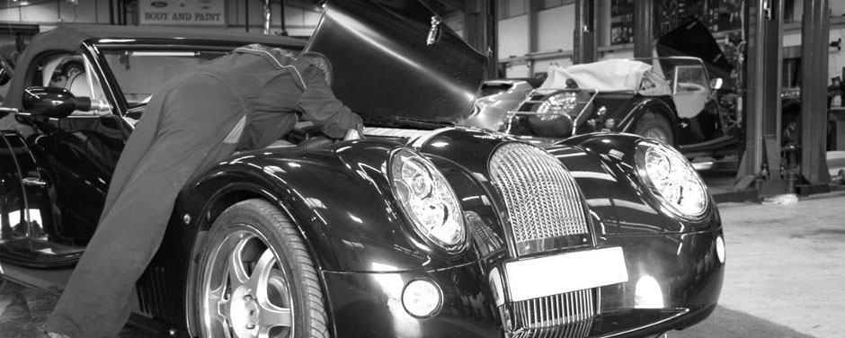 Morgan-Cars-servicing