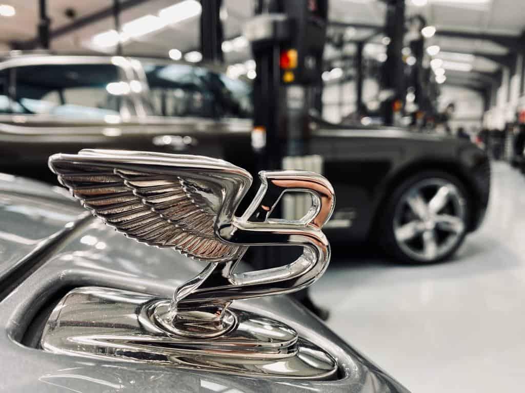Bentley Flying B