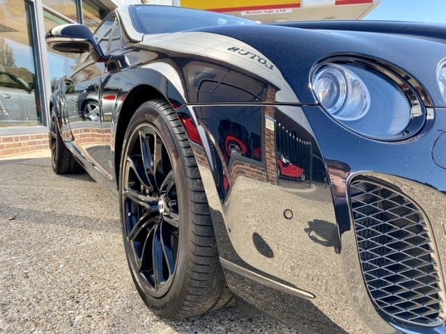 Bentley Continental Supersports Front Lamp