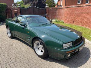 1990 Aston Martin Virage 6.3 litre Coupe