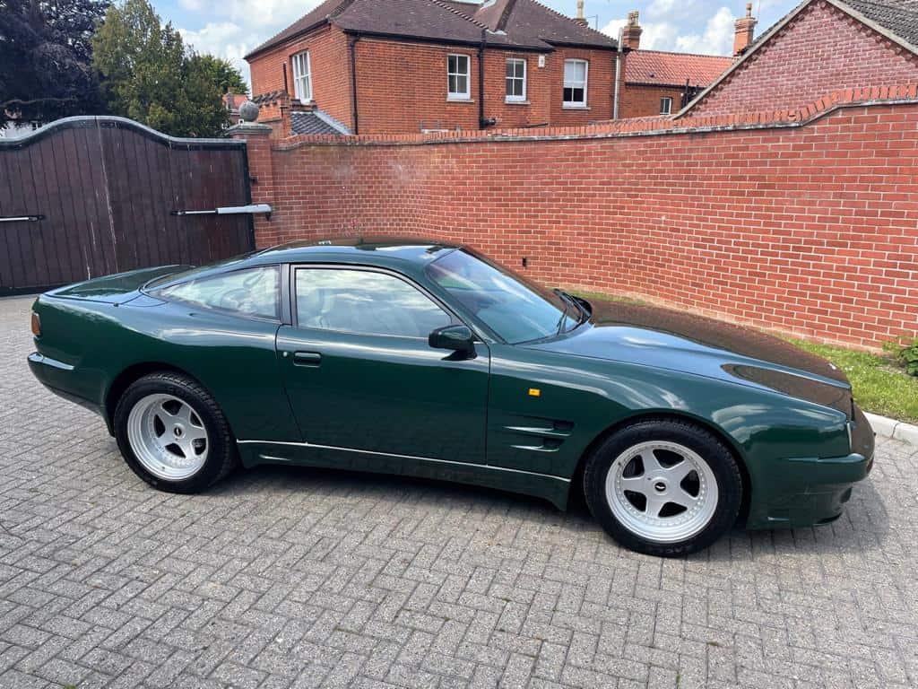 Aston Martin Virage 6.3
