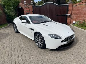 Unregistered Aston Martin V8 Vantage 7 – Speed S Sportshift 2 (2011)